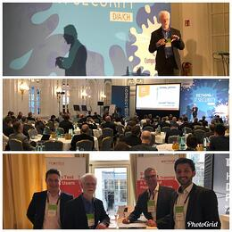 KnowBe4 auf der RETHINK! IT SECURITY 2019 in Hamburg