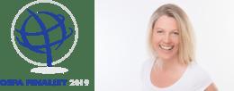 Christine Kipke als herausragende weibliche Sicherheitsexpertin für OSPA nominiert