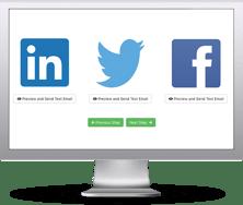 Social Media Phishing Test